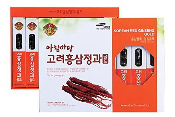 Sâm tẩm mật ong GeumSan Hàn Quốc hộp 300g