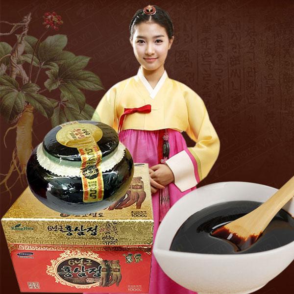Cao hồng sâm KangHwa Hàn Quốc