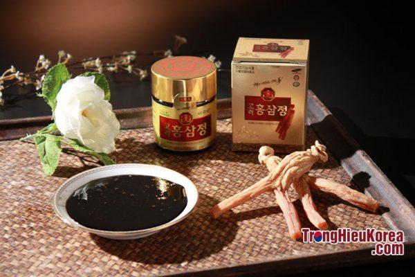 Cách sử dụng Cao Hồng Sâm - Cao Hắc Sâm Hàn Quốc tốt nhất