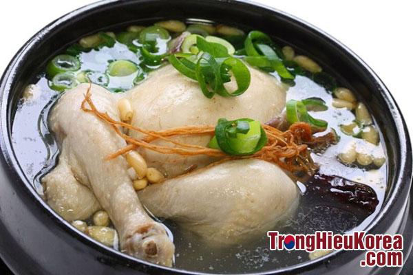 Những món ăn dân gian hỗ trợ chữa bệnh huyết áp thấp